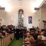 We had a great crowd for Sunday's concert
