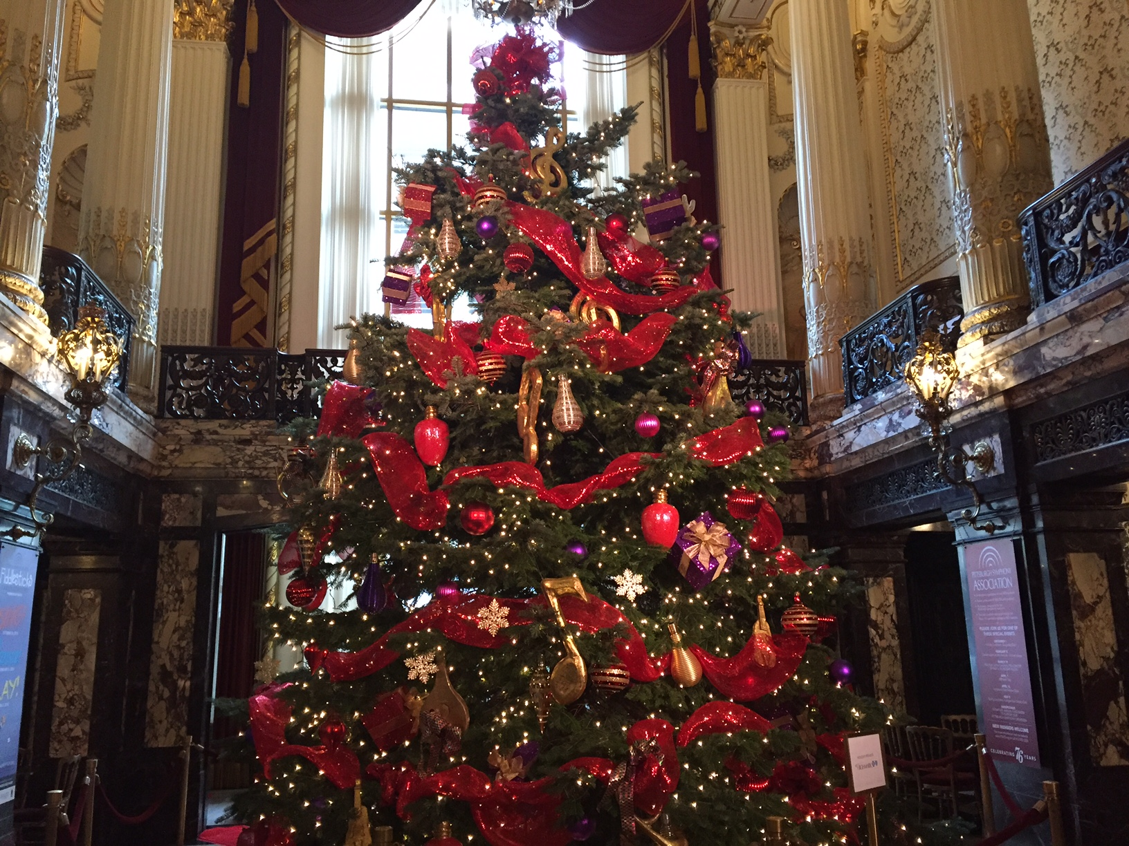 Pittsburgh Christmas Shows.See Three Rivers Ringers At Heinz Hall This Weekend Three